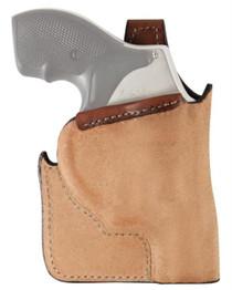 Bianchi 152 Pocekt Piece SW J/ Taurus 85 Pocket Tan Leather