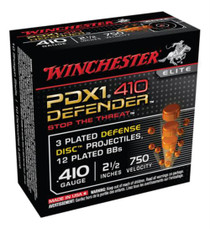 "Winchester Supreme Elite PDX1 .410 Ga, 2.5"", 10rd/Box"
