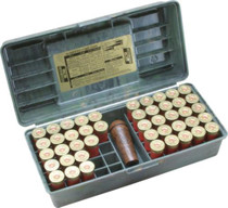 MTM Case Gard Model SF-50 Shotshell Cases 20 Gauge Camouflage