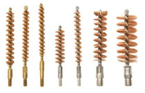 Kleen-Bore Rifle Phosphor Bronze Bore Brushes/Mops .30/7.62mm, 5/Pack