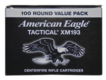 Federal Lake City Arsenal 5.56mm 55gr, Metal Clad Boattail Mil-Spec 100rd/Box