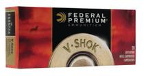 Federal Vital-Shok .270 Winchester Short Magnum 130 Grain Trophy Copper 20rd/Box