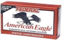 Federal American Eagle 9mm 124 Grain Total Metal Jacket 50rd/Box