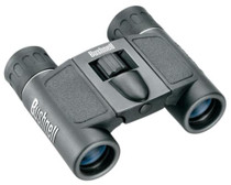 Bushnell Powerview 8x 21mm 378 ft @ 1000 yds FOV 9mm Eye Relief Black