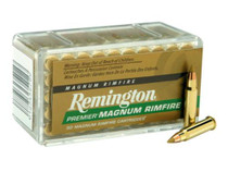 Remington 17 HMR V Max Boat Tail 17gr 50rd Box