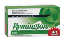Remington UMC .308 Winchester 150gr, Metal Case 40rd/Box
