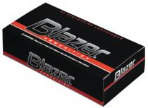 CCI Blazer 9mm 124 Gr, FMJ, Aluminum Case, 50rd/Box
