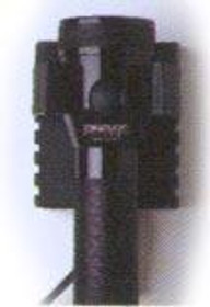 Streamlight Stinger Rechargeable Flashlight, 120V AC/DC Charger Alum Black