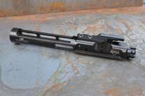RCA Low Mass Bolt Carrier Group Complete, 5.56 Black Nitride+ 8.9 oz