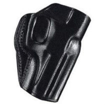 Galco Stinger Belt Holster, Fits S&W Bodyguard .380 with Integrated Laser, Right Hand, Black Leather