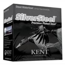 "Kent Silver Steel 12 ga, 3"", 1 1/4 oz, 2 Shot, 25rd Box"