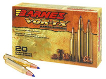 Barnes VOR-TX 375 Holland & Holland Mag TSX Flat Base 300gr 20Box/10Case