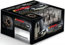 Barnes TAC-XP Home Defense 9mm +P 115gr, 20rd Box