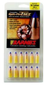 Barnes 45180 Muzzleloader 50 Black Powder Spit-Fire TMZ 250gr, 24Pk