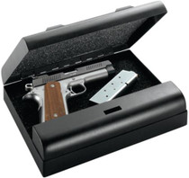 """GunVault Standard Microvault Gun Safe 8x11x2"""""""