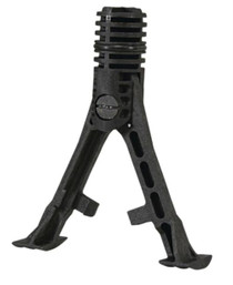 Tapco Intrafuse Vertical Grip Bipod With Belt Pouch