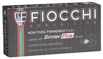 Fiocchi Centerfire 40 S&W Non-Toxic/Frangible 125gr, 50Box