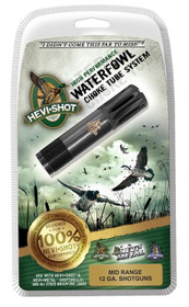 HEVI-Shot Choke Tube WaterFowl 12 Ga Mid Range, Versamax, Black