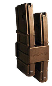 Thermold Twin Mag Holder AR-15 223/5.56 30 rd Black Finish