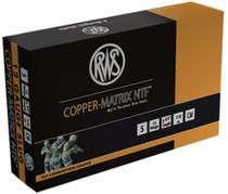 "Ruag Ammotec Copper Matrix NTF 00 Buck/Slug 12ga 2.75"" 7/8 oz 5Box"