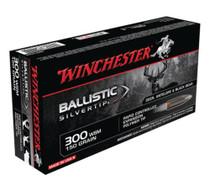 Winchester Supreme 300 Short Mag Ballistic Silvertip 150gr, 20rd Box
