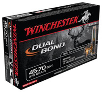 Winchester Dual Bond .45-70 Government 375 Grain 20rd Box
