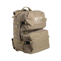 Allen Company Inc M&P by Smith & Wesson Barricade Tactical Pack Black Tan