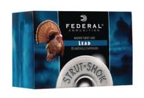 "Federal Strut-Shok 12 Ga, 3.5"", 1300 FPS, 2oz, 6 Shot, 10rd/Box"