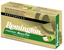 Remington Premier Accu-Tip Bonded Sabot Slug 20 Ga 260gr, 2.75'''''''''''''''', 1850 FPS, Power Port Tip, 5rd/Box