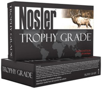 Nosler Trophy Grade .338 Remington Ultra Magnum 225 Grain AccuBond 20rd/Box