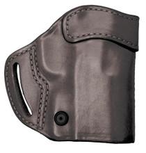 Blackhawk Askins Compact Black Leather
