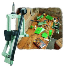 RCBS Rock Chucker Supreme Reloading Press Master Kit