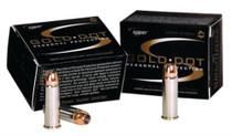 Speer Gold Dot 9mm +P 124 Gr, Hollow Point For Short Barrels, 20rd Box, 25 Box/Case