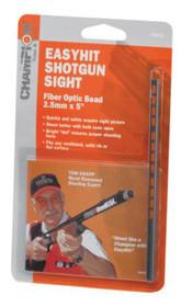 Champion EasyHit Fiber Optic Shotgun Sights Red 2.5mm - 5 Inches