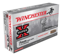 Winchester Super X 7mm Rem Mag Power-Point 175gr, 20Box/10Case