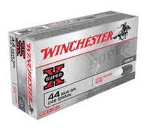 Winchester Super X 44 Special Lead Round Nose 246gr, 50rd/Box