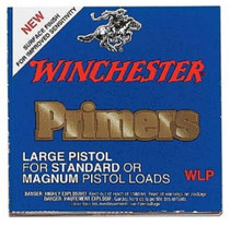Winchester Primers Large Pistol, 111, 1000 Primers (10 Boxes of 100 Primers)