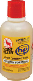 Wildlife Research Scent Liquid Clothing Wash All 16 oz