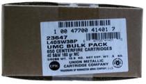 Remington 40SW 180 Grain FMJ 650rd Bulk Pack