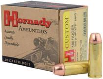 Hornady 480 Ruger XTP 325gr, 20Box