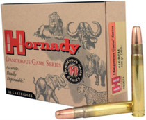 Hornady .416 Remington Magnum 400gr, Dangerous Game Solid 20rd Box