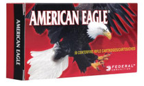 Federal Ammunition American Eagle 6.5 Creedmoor 140 Grain Open Tip Match