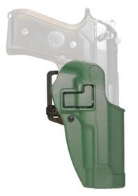 Blackhawk CQC Carbon Fiber Serpa Active Retention Holster Foliage Green Rightt Hand For Beretta 92/96