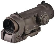 Elcan Specter Dual Role 1x/4x Optical Sight CX5396 Illuminated Crosshair Reticle 7.62mm Flat Dark Earth