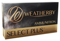 Weatherby 6.5-.300 Wby Mag 130 Gr, Swift Scirocco II, 20rd/Box