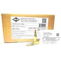 Magtech MEN 7.62x51mm NATO, 147gr, FMJ, 320rd/Case