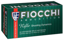 Fiocchi 223 Rem. 55gr FMJBT Shooting Dynamics 50rd/Box