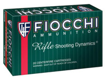 Fiocchi Shooting Dynamics .270 Winchester 130gr, Pointed Soft Point 20rd Box