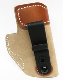 Desantis Sof-tuck Tan RH, Fits Ruger SR9 Compact / S&W M&P Shield