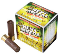 "HEVI-Shot HEVI-Metal High Speed 10 Ga, 3.5"", 1-1/2oz, 4 Shot, 25rd/Box"